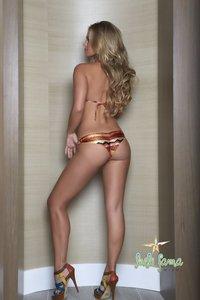Elisandra Tomacheski Exposing Her Amazing Bikini Body 10