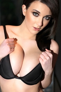 Joey Fisher Showing Off Her Fantastic Big Boobs 02