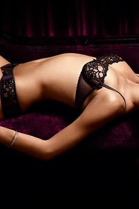 Ana Beatriz Barros Sexy Lingerie Photoshoot 01