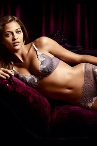 Ana Beatriz Barros Sexy Lingerie Photoshoot 03