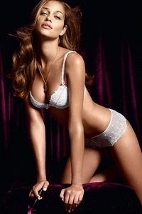 Ana Beatriz Barros Sexy Lingerie Photoshoot 06