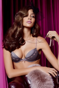 Ana Beatriz Barros Sexy Lingerie Photoshoot 12