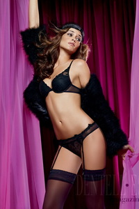 Ana Beatriz Barros Sexy Lingerie Photoshoot 14