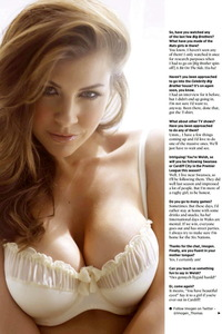 Imogen Thomas Lingerie Photo Gallery 07