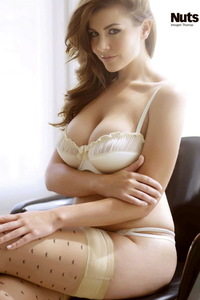 Imogen Thomas Lingerie Photo Gallery 10