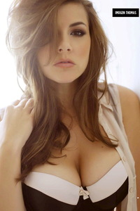 Imogen Thomas Lingerie Photo Gallery 11