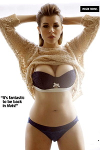 Imogen Thomas Lingerie Photo Gallery 15