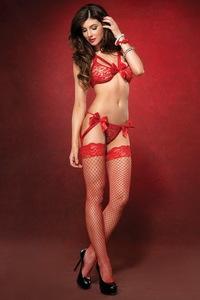Breathtaking Beauty Model Cora Skinner Sexy Lingerie Photos 13