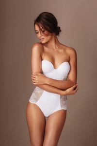 Shanina Shaik Sexy Lingerie Photoshoot 07