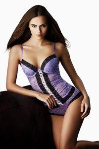 Beautiful Model Xenia Deli Sexy Lingerie Photo Gallery 11