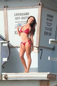 Katelynn Ansari Beach 10