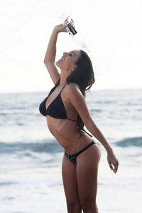 Katelynn Ansari Beach 12