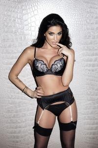 Jasmine Waltz Glamour Photoshoot 01