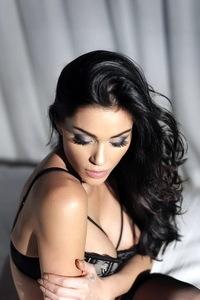 Jasmine Waltz Glamour Photoshoot 05