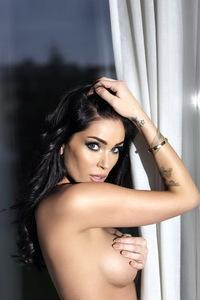 Jasmine Waltz Glamour Photoshoot 07