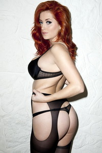 Lucy Collett Amazing Redhead Babe 04