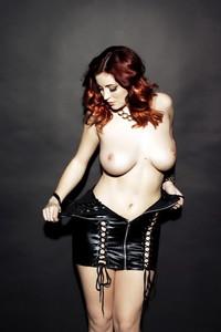 Lucy Collett Amazing Redhead Babe 08