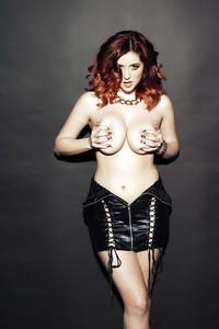 Lucy Collett Amazing Redhead Babe 09