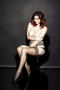 Lucy Collett Amazing Redhead Babe 11