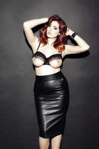 Lucy Collett Amazing Redhead Babe 13