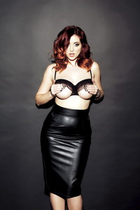 Lucy Collett Amazing Redhead Babe 14