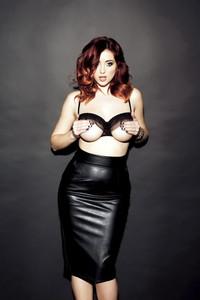 Lucy Collett Amazing Redhead Babe 14