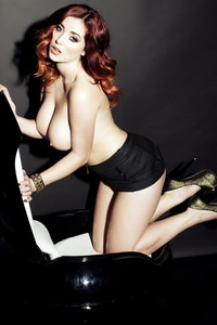 Lucy Collett Amazing Redhead Babe 15