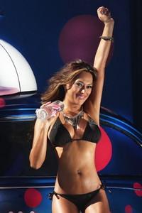 Fernanda Marin Black Bikini Car Wash 07