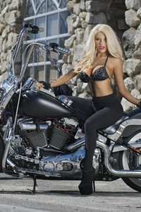 Courtney Stodden Harley 16