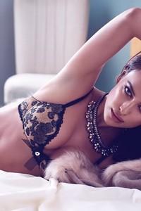Irina Shayk Lingerie 09