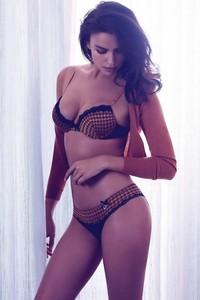 Irina Shayk Lingerie 14