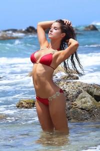 Amanda Cerny Hot Brunette Babe 13