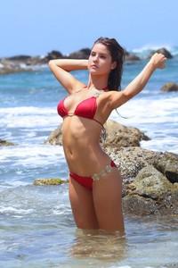Amanda Cerny Hot Brunette Babe 14