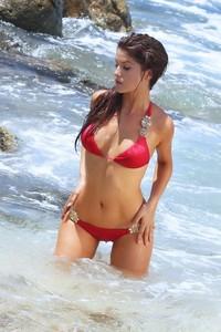 Amanda Cerny Hot Brunette Babe 16