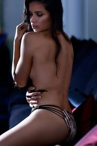 Adriana Lima Hot Lingerie Photos 03