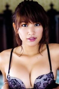Sexy Hot Ikumi Hisamatsu Posing In Lingerie Sets 08