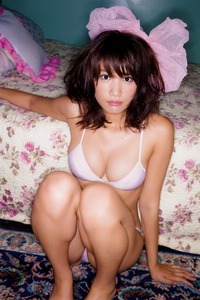 Sexy Hot Ikumi Hisamatsu Posing In Lingerie Sets 14