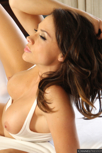 Busty Babe Chanel Preston Various Nude Photos 07