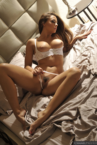 Chanel Preston Sensual Nude Photos 11