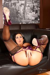 Brianna Jordan Masturbates In Sexy Lingerie 13