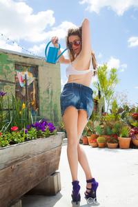 Kylie K Garden 02