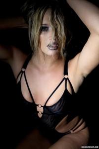 Sexy Blond Babe Heather Starlet 10