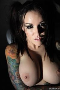 Emily Parker Tattoed Busty Babe 03
