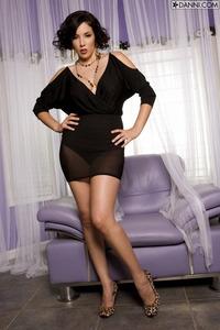 Jelena Jensen In Black 00