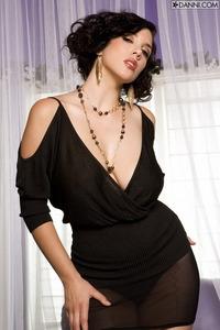 Jelena Jensen In Black 01