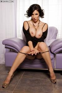 Jelena Jensen In Black 02