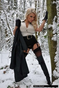 Dannii Harwood Winter Classic 06