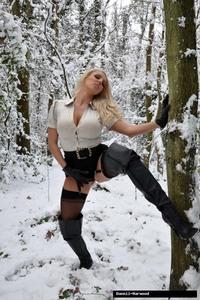 Dannii Harwood Winter Classic 07