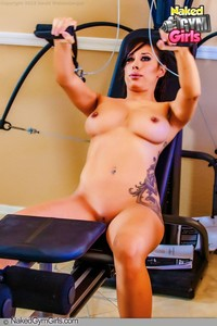 Brianna Presents Big Boob Workout 04