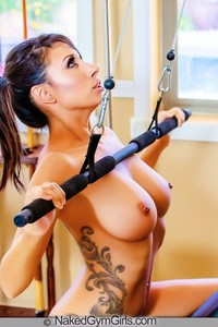 Brianna Presents Big Boob Workout 05